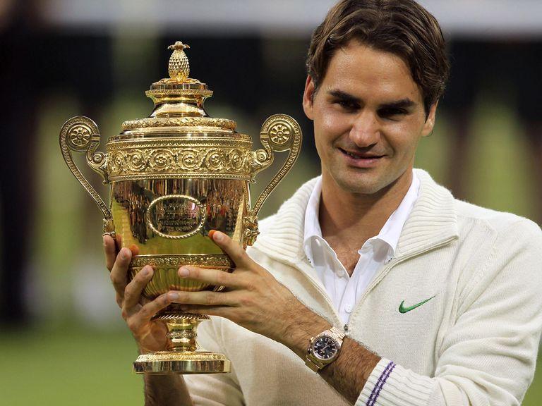 Roger Federer: Chasing an eighth Wimbledon title