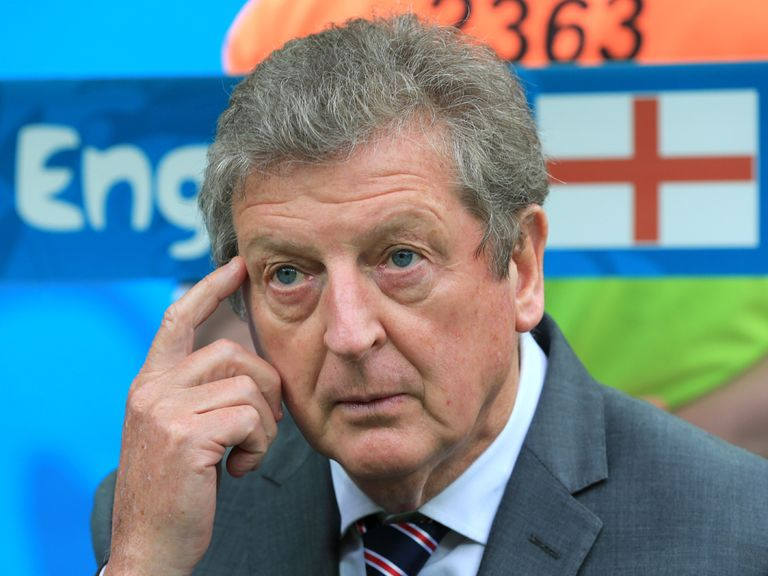 Roy Hodgson: Still wants to be England manager