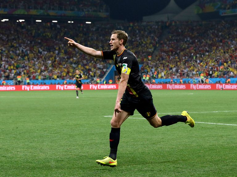 Jan Vertonghen: Scored in the earlier rounds of the World Cup.