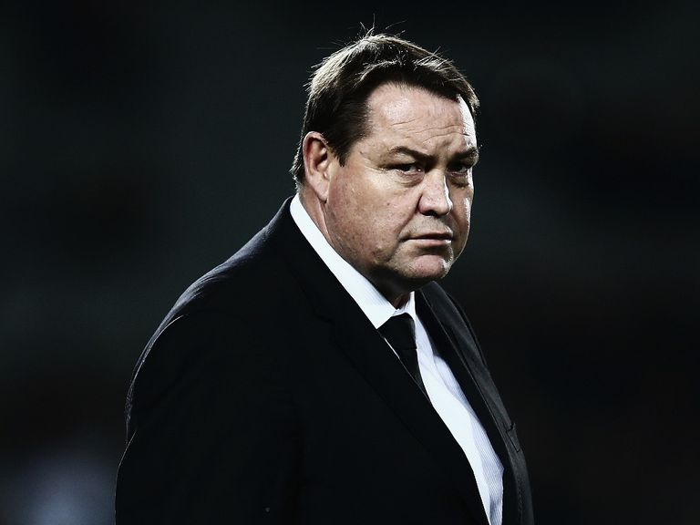 Steve Hansen: Expects his team to play much better