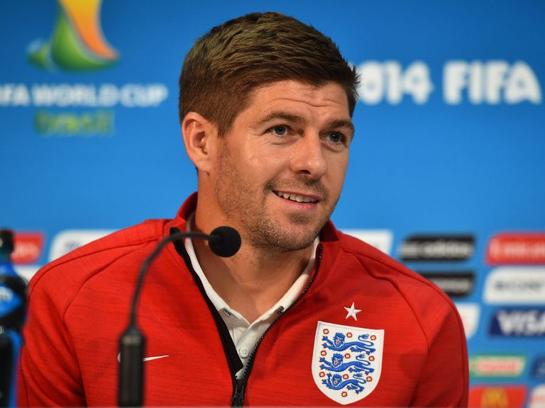 Steven Gerrard: Expected Uruguay to beat Costa Rica