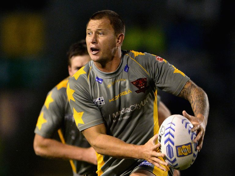 Tim Smith: Set to return to Wakefield