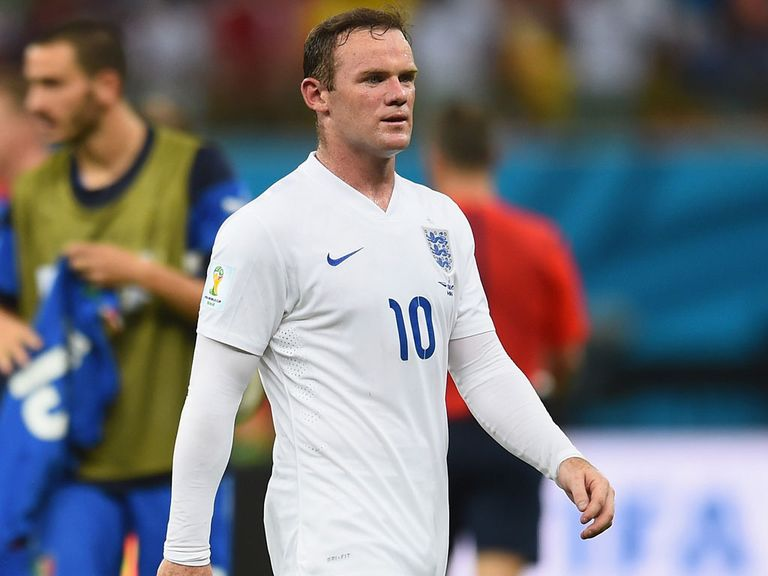 Wayne Rooney: Focus now on clash with Uruguay