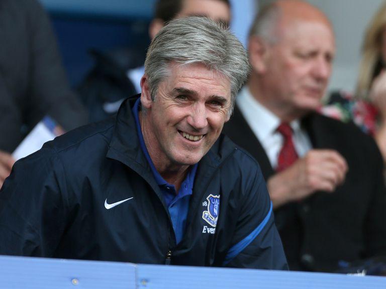 Alan Irvine: New head coach of West Brom