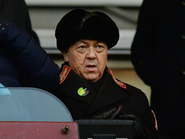 David Sullivan: West Ham owner wants to sign at least one more striker