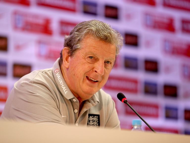 Hodgson: Tremendous potential in the England side