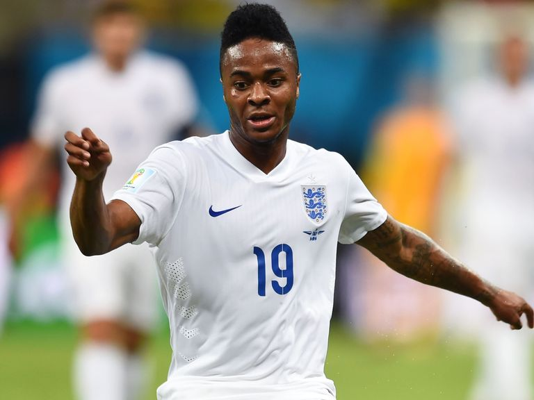 Raheem Sterling can provide some much needed spark in England's midfield