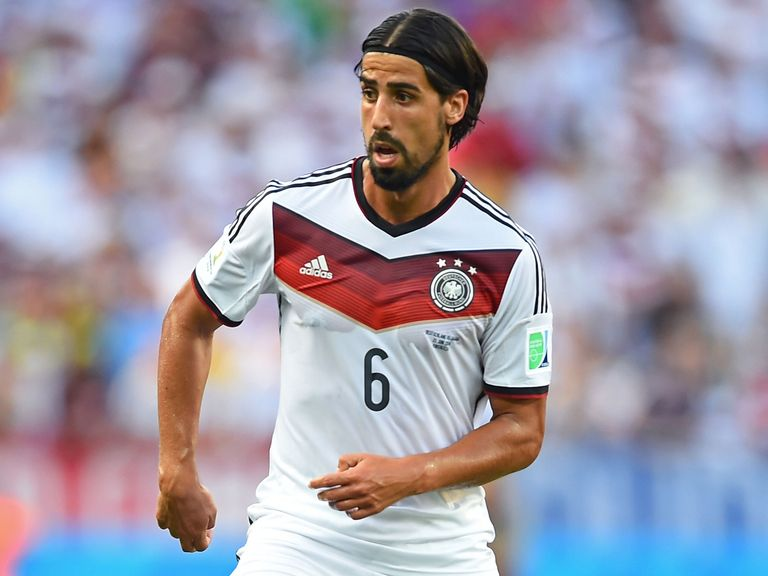 Sami Khedira: Saw his odds shorten to join Arsenal