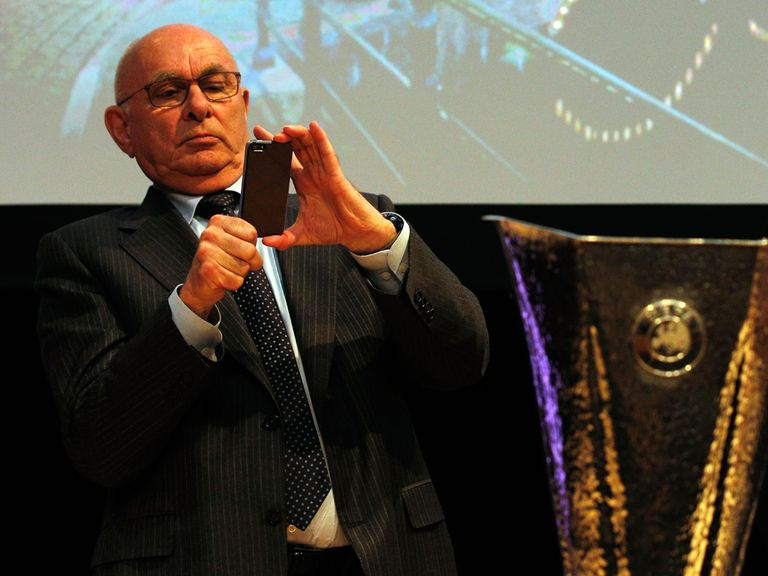 Michael van Praag: Spoken out against Blatter