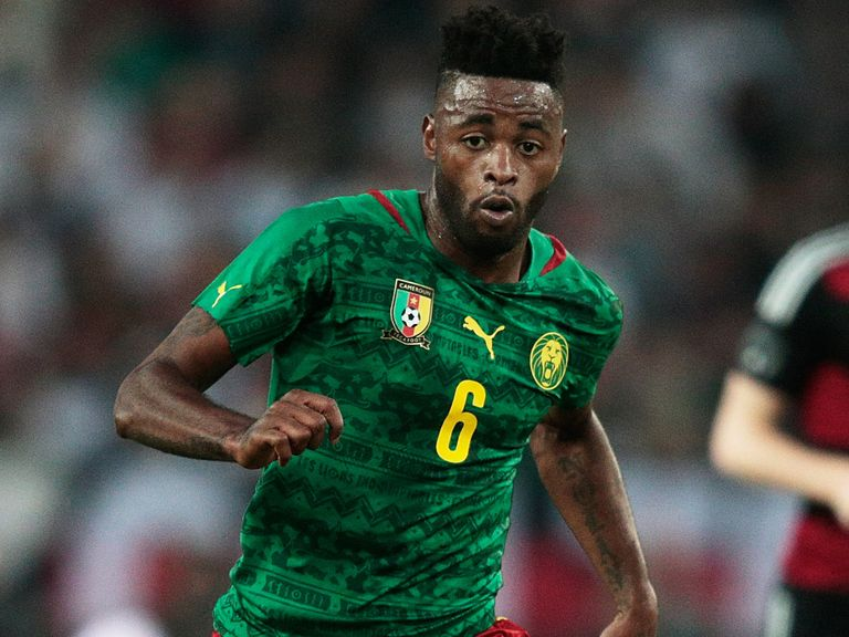 Alex Song: Could he be set for a return to the Premier League?