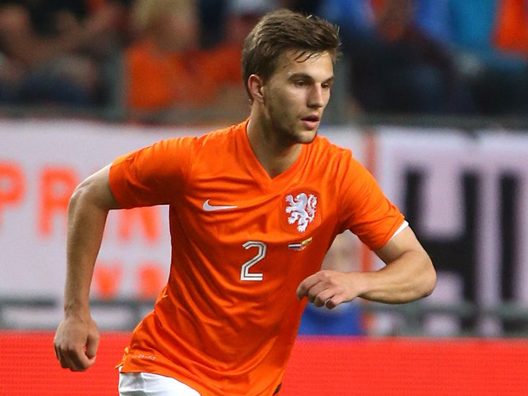 Joel Veltman is just one of a host of young Eredivisie stars looking to impress