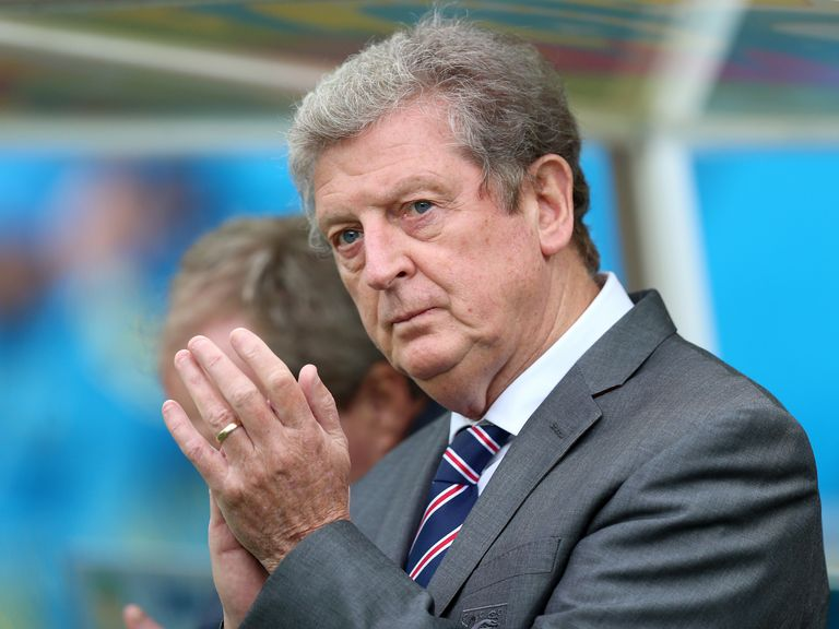 Roy Hodgson: Will remain at the helm following the World Cup