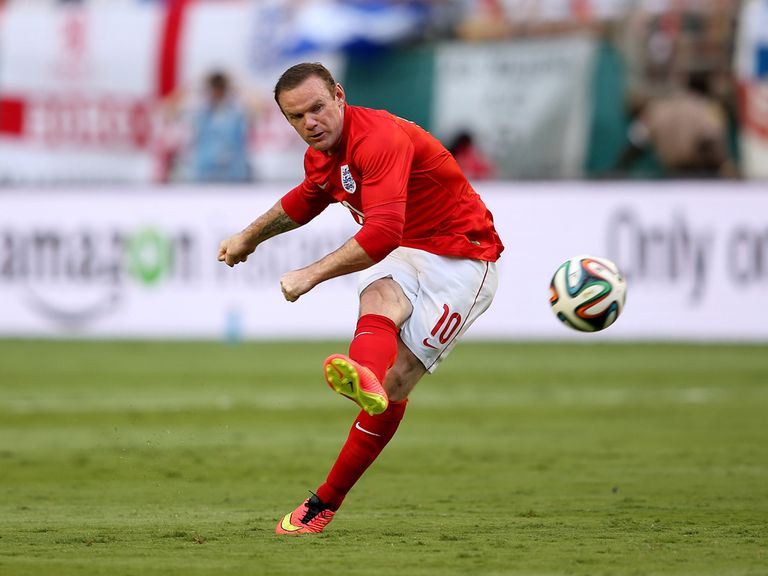 Wayne Rooney: England's best player, says Phil Neville