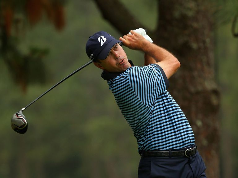Matt Kuchar is fancied to come out best in his day two threeball