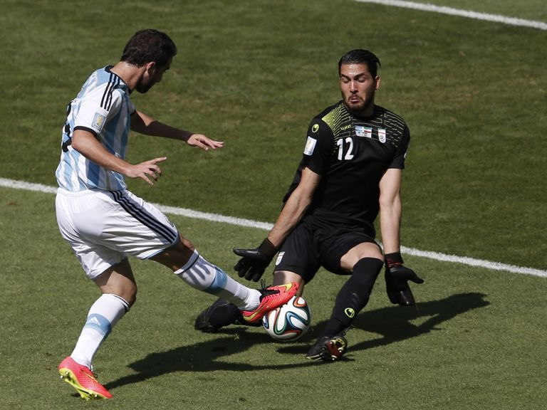 Gonzalo Higuain can fire Argentina to the Final