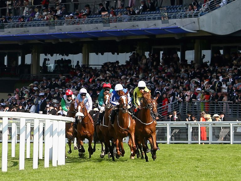 ascot horse racing results