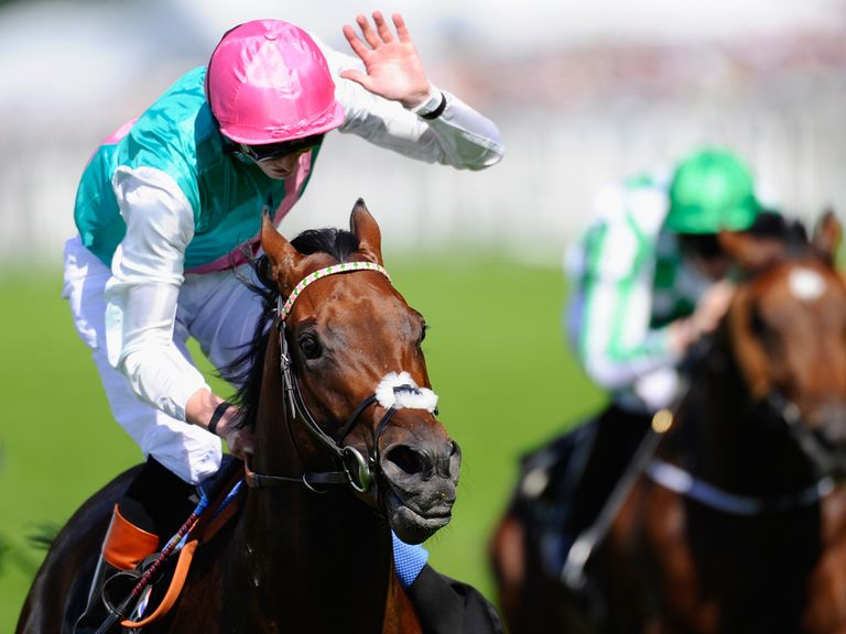 Kingman is on course for Glorious Goodwood