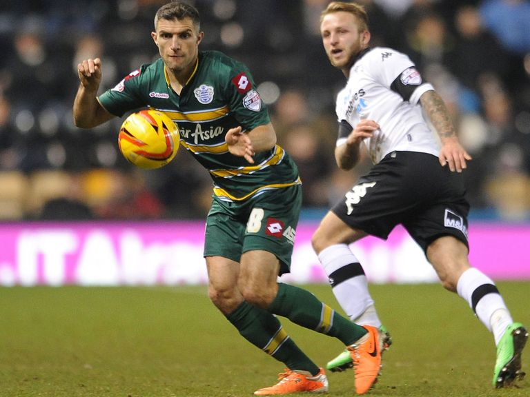 Aaron Hughes: Leaves QPR