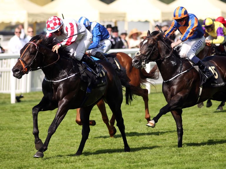 Slade Power: July Cup hopeful
