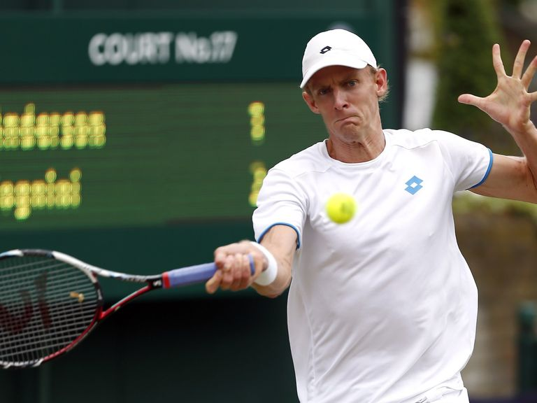 Kevin Anderson: Looks a strong contender in Winston-Salem