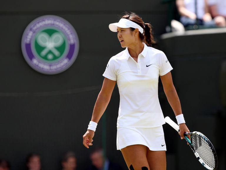 Li Na: No US Open for Chinese star