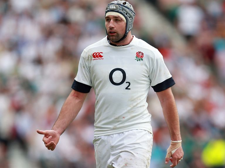 Michael Paterson: Played in England's defeat to the Barbarians earlier this month