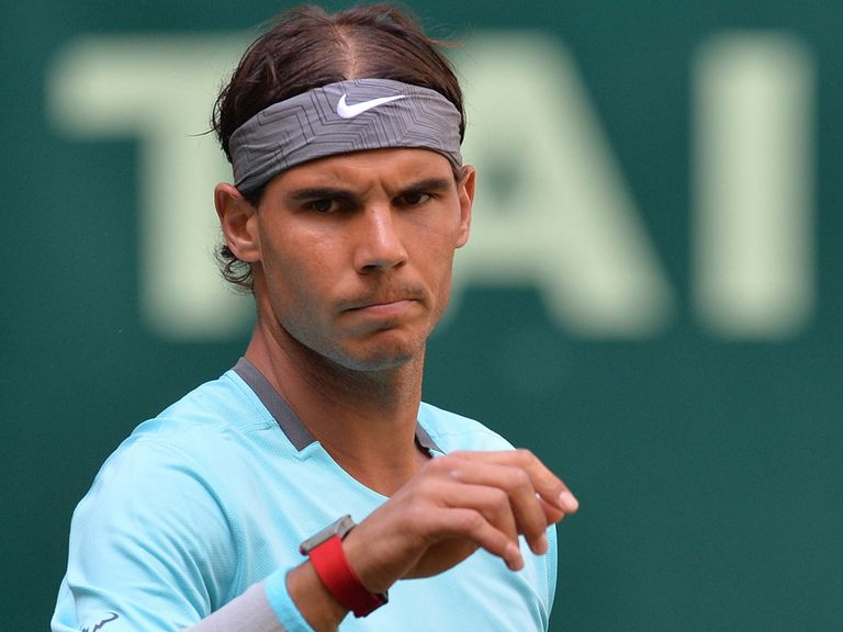Rafael Nadal: Withdraws from both events due to injury