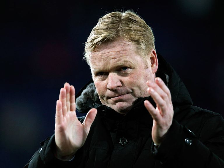 Ronald Koeman: Has already seen three stars leave