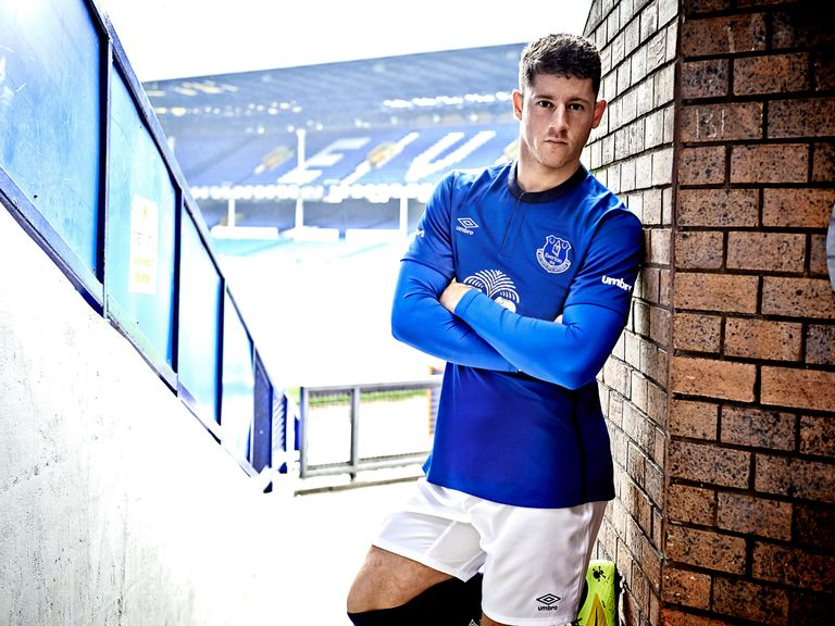 Ross Barkley: Expected to be a key figure at Goodison Park this season