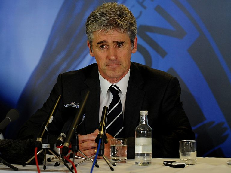 Alan Irvine: The new West Brom manager