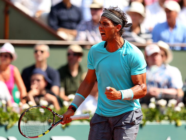 Rafael Nadal: Nine-time French Open champion but 'not special'