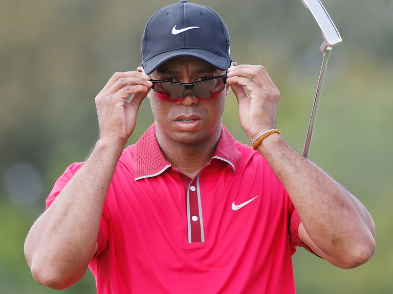 Tiger Woods: Back in action