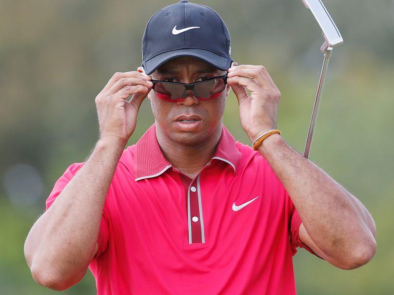 Tiger Woods: Back in action