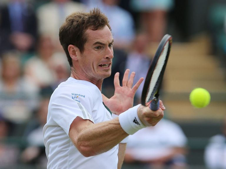 Andy Murray: Cruised into the last 32