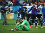 Holland 0 Argentina 0 (Pens: 2-4)