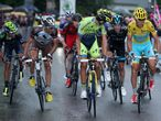 Tour de France stage eight gallery