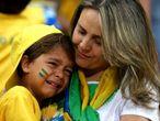 Brazil 0 Holland 3