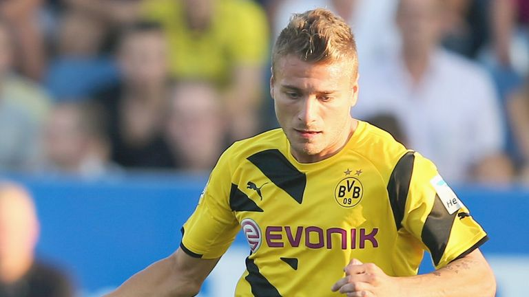 Immobile: Believes he is the future at Dortmund