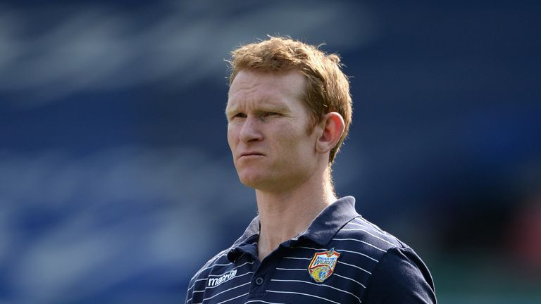 James Webster: Expecting a physical clash in Perpignan