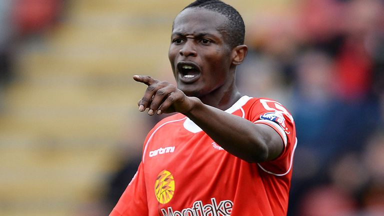 Abdul Osman: Joining Partick Thistle on a one-year deal