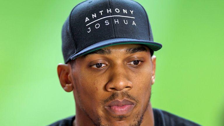 Anthony Joshua: Ready for tough encounter against Skelton