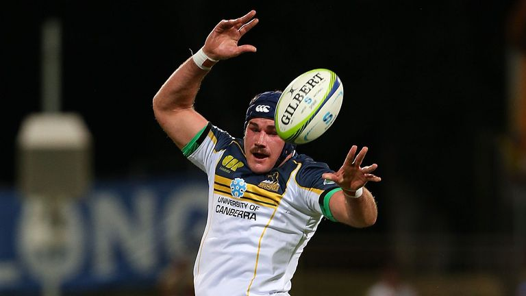 Ben Mowen: Says Brumbies' improvement can continue against the Waratahs