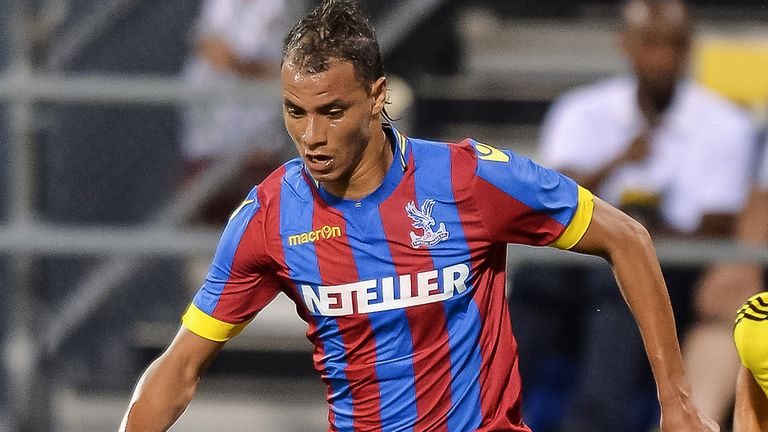 Marouane Chamakh: Was on winning side