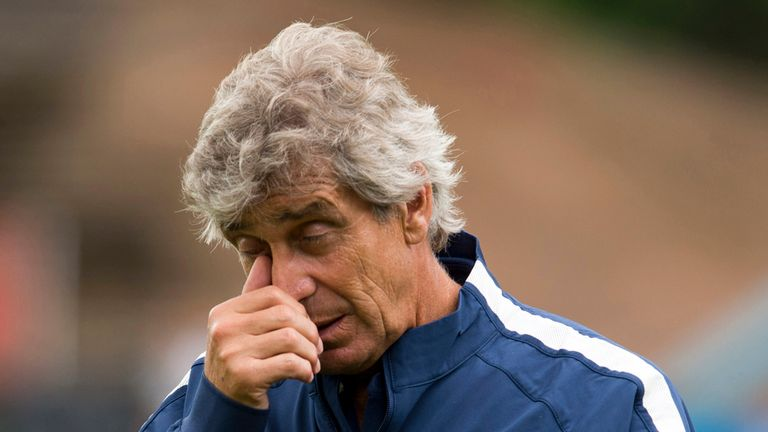 Manuel Pellegrini: Decision to make