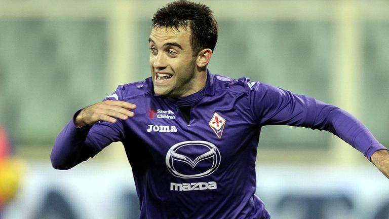 Giuseppe Rossi: The Fiorentina striker is set for knee surgery