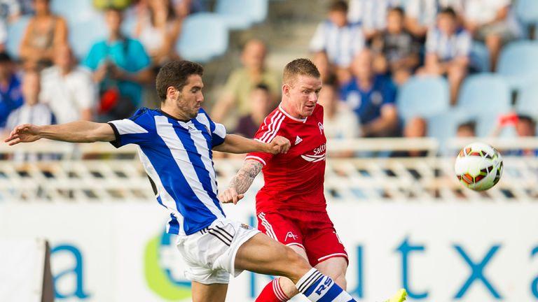 Jonathan Hayes: Battles with Joseba Zaldua