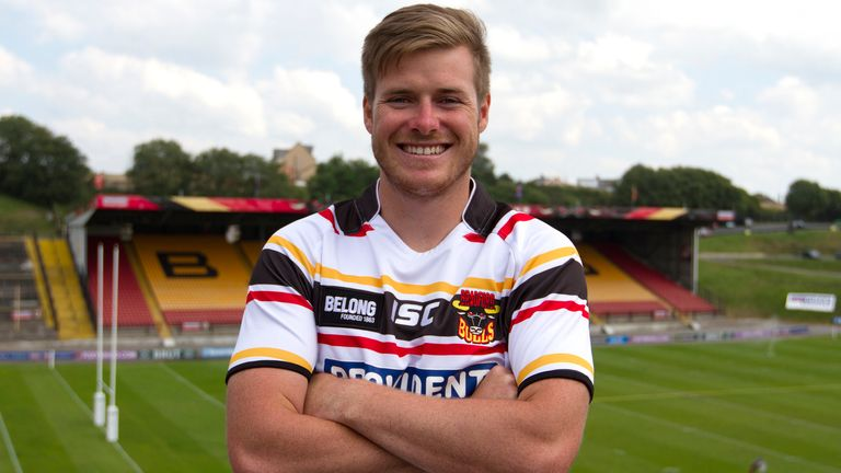 Jake Mullaney: Will play for the Bradford Bulls in 2015