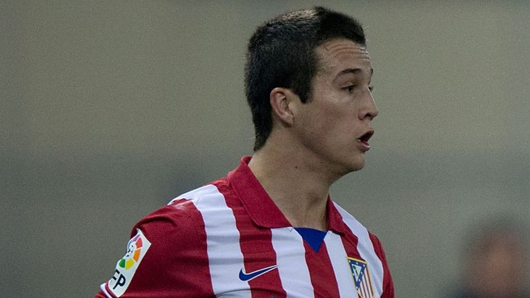 Manquillo: Atletico right-back