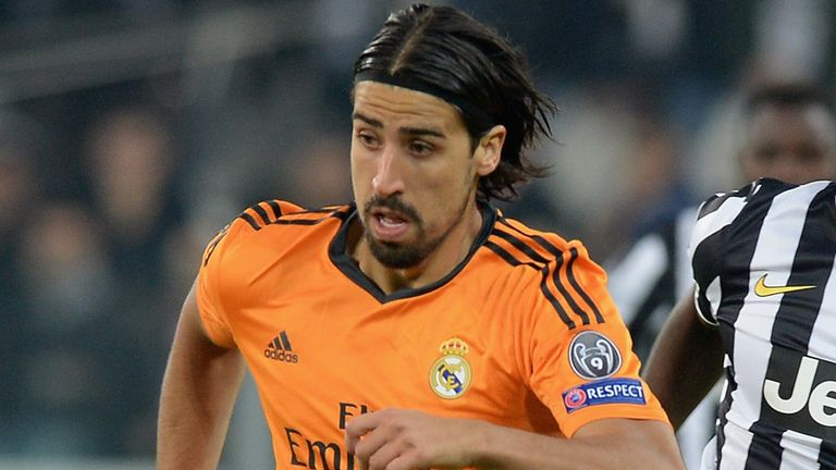 Sami Khedira: No bids received for Germany star