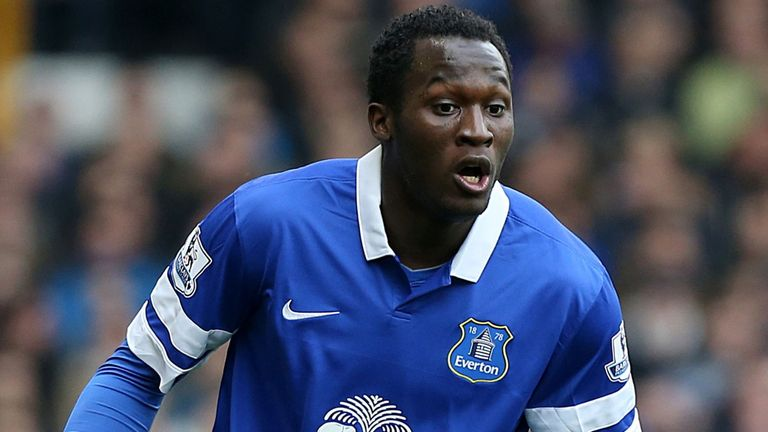 Lukaku: Big money move to Everton